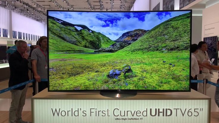 IFA 2013: Samsung 4K F9000, S9C Curved OLED, Samsung S9 UHD TV