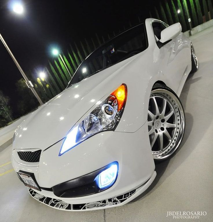 Tricked out #GenesisCoupe