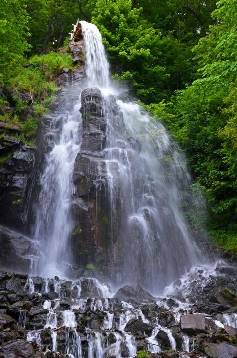 Wasserfälle in Deutschland - schönes Deutschland