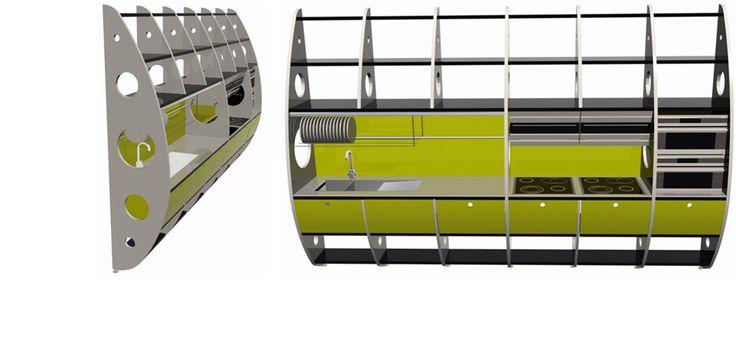 1000 Bilder Zu Womo Ideen Auf Pinterest Campingbus Toiletten Und Kompakte K Che