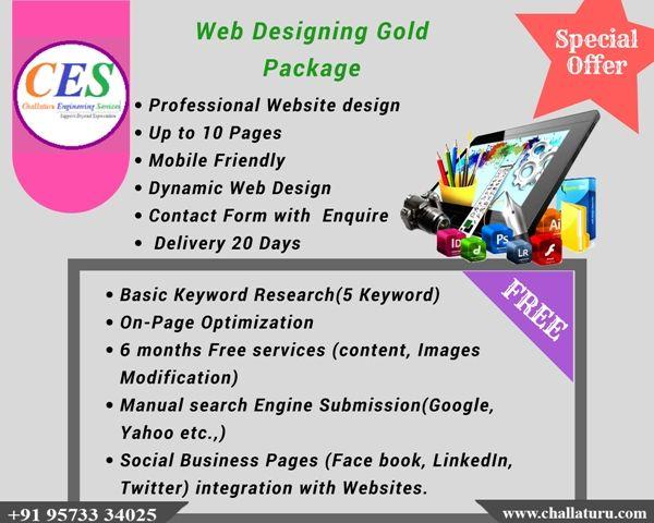 Ces Digital Marketing Services In Tirupati India Online Marketing Agency Digital Marketing Services Professional Website Design