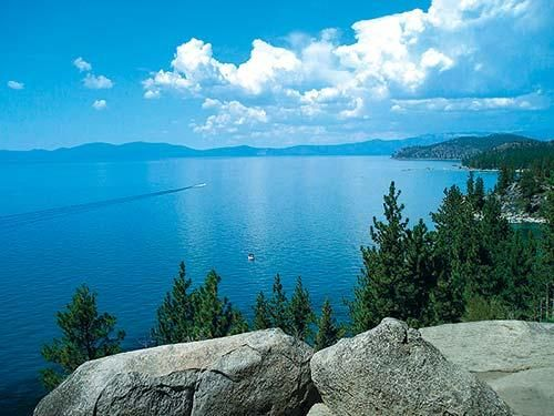 Beautiful, expansive views are critical to the perfect retreat! Lake Tahoe Vacation Resort, South Lake Tahoe, California