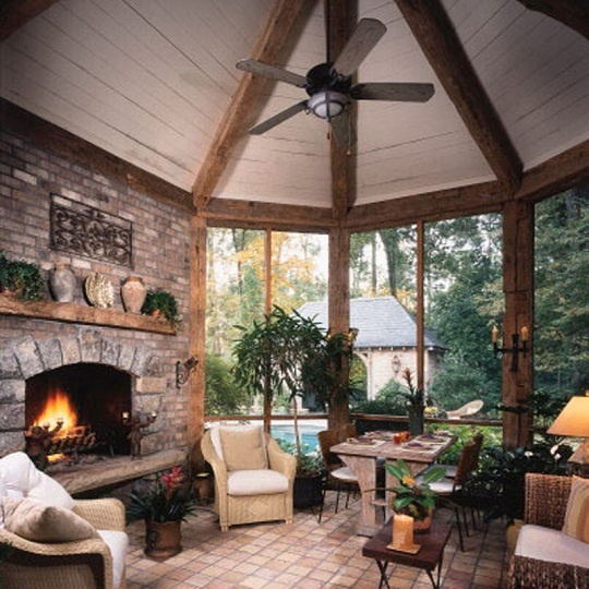 257 Best Outdoor Fireplaces Images On Pinterest Outdoor