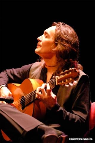 Vicente Amigo (Flamenco guitar maestro)