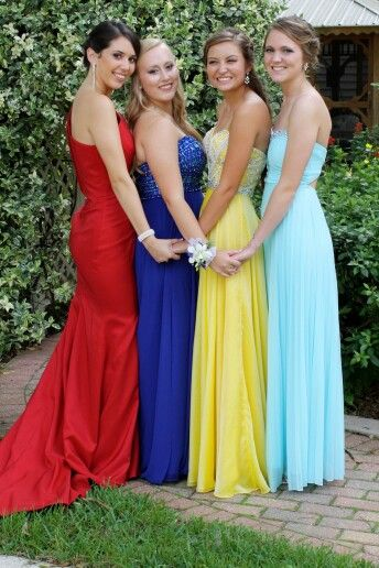 Best friends prom pictures