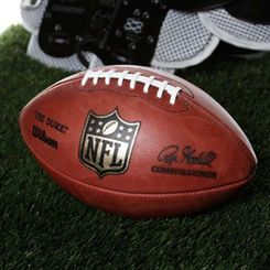Wilson NFL Shield Authentic Game Ball