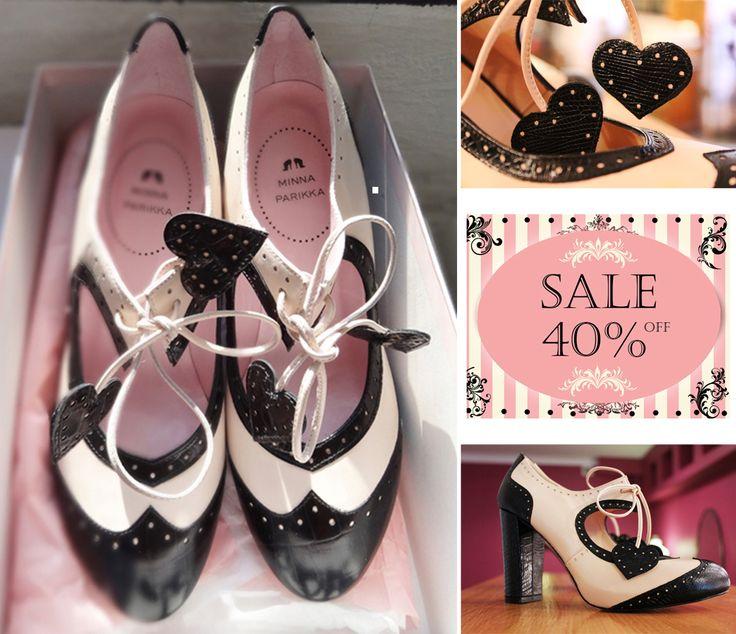Wyprzedaż kolekcji Minna Parikka.  Teraz 40% off. http://www.raspberryheels.com/shop/index.php?fraza=roseum&l=pl&module=search&submit=Szukaj