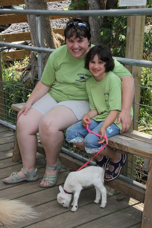 Mommy & Me at the Zoo! Most 2nd Tuesday of the Month! Special Discounted Rates!