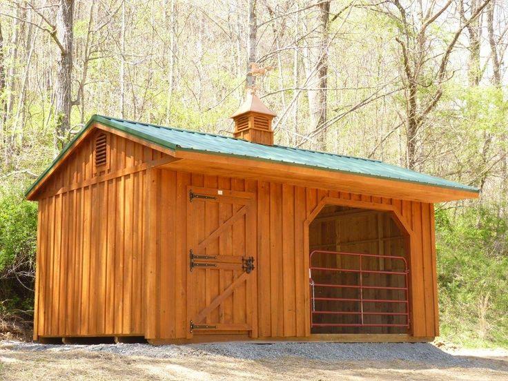Best 25 Small Horse Barns Ideas On Pinterest Saddlery