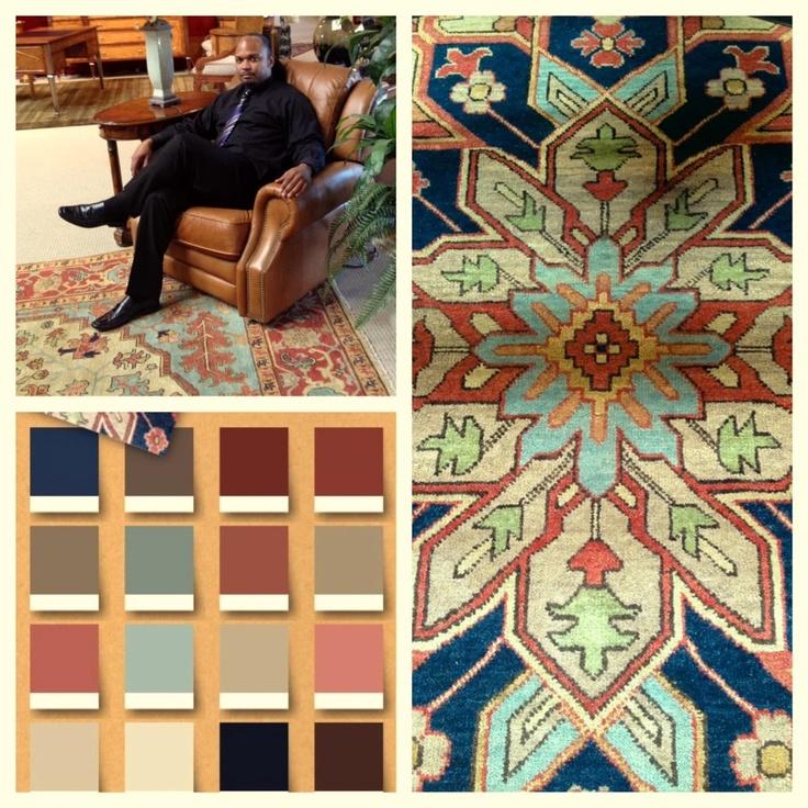 130 Best Images About Rug Color Palettes On Pinterest