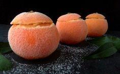 Clémentines givrées : simple, rapide, bon marché et sans sorbetière ! Vous pouvez utiliser cette recette comme base pour faire citrons, oranges ou mandarines givrés (en adaptant les quanti
