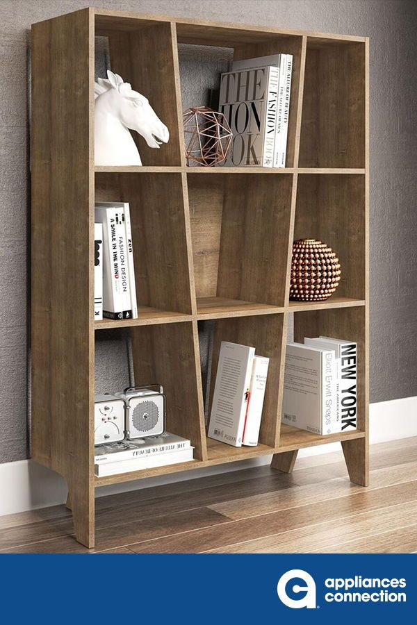 Bookshelf From Ideaz International Is The Perfect Home Furniture