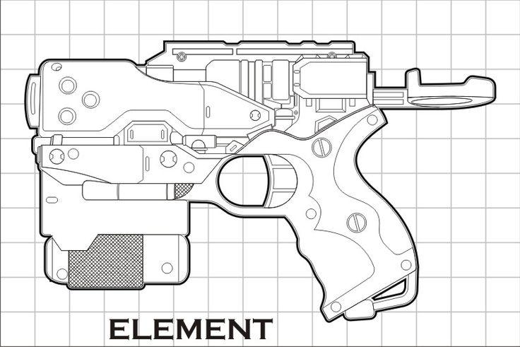 17 Best images about Nerf Mod Ideas