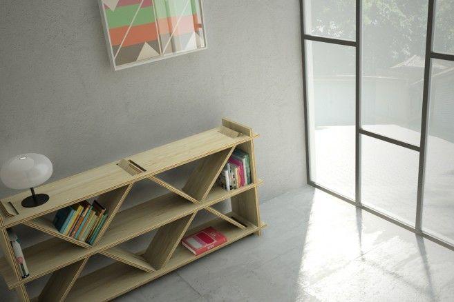 Proyecto Mass: Muebles listos para armar | Fine Art