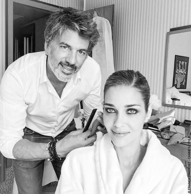 Snapshot for Fabien Provost and the beautiful Ana Beatriz Barros