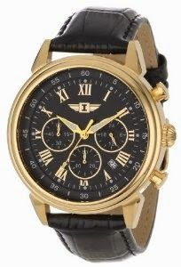 Discount 78% by I By Invicta Men's 90242-003 Chronograph Black Dial Black Leather Watch - Store Online for Your Live and Style