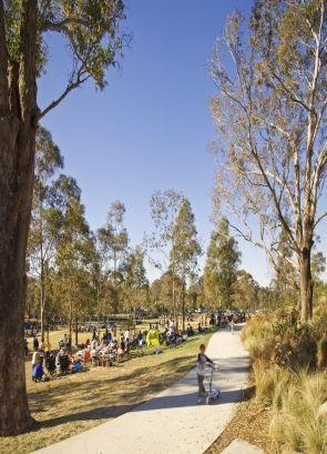 Lizard Log » Western Sydney Parklands