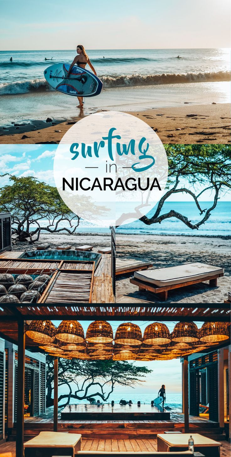 The best surf spots: Playa Popoyo Nicaragua: 99 Surf Lodge | Architect Abroad