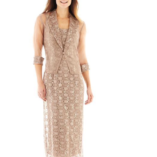 JCPenney Mother Of The Bride Short Dresses
