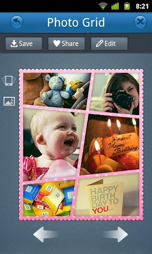 5 Free Android Apps to make photo collages on your smart phone -- the toys there are to play with today!    #apps #photocollagetips
