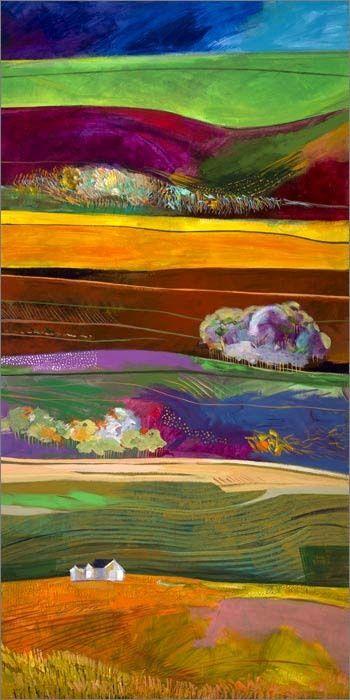 Wild Flower by Parviz Payghamy