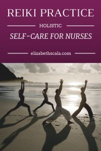 What the heck is Reiki? How can I use it in my nursing practice? Reiki Practice: Self-Care for Nurses #Reiki #nursingfromwithin