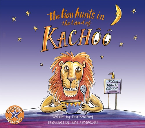 The Lion Hunts In The Land of Kachoo