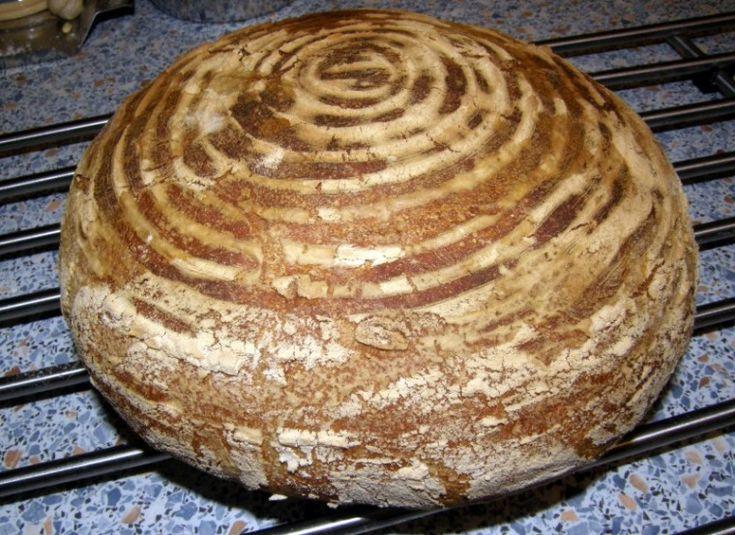 Chléb pšenično-žitný kváskový