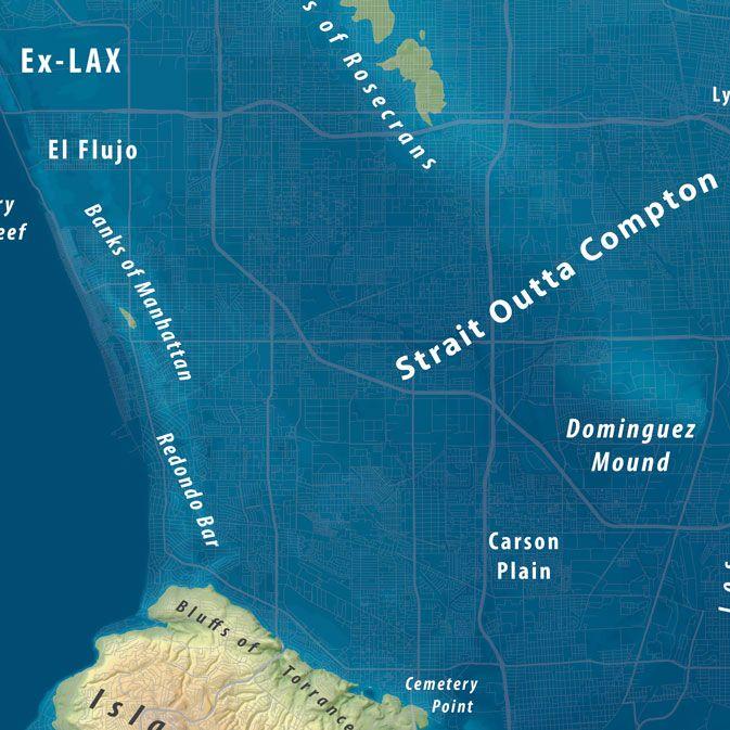 Strait Outta Compton | Bay of LA