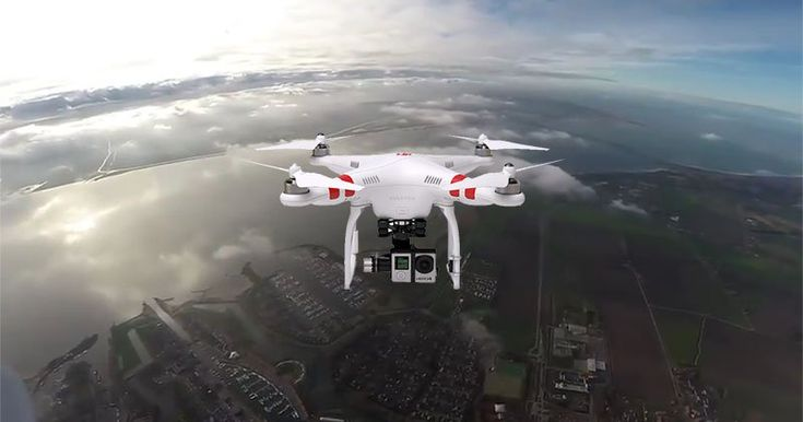 This 'Idiot' Flew a DJI Camera Drone to 11,000 Feet and Above Clouds #photography http://petapixel.com/2016/03/10/idiot-flew-dji-camera-drone-11000-feet-clouds/