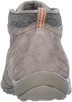 Skechers Women's Breathe Easy Shout Out Memory Foam Mid Top Sneaker at Famous Footwear