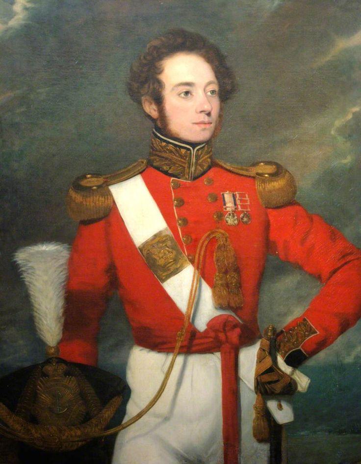 British; Royal Marines, Officer, 1831