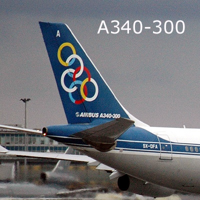 Olympic A340