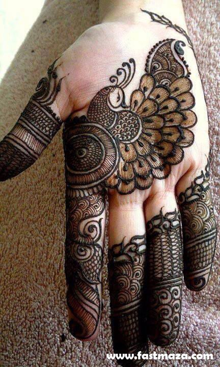 Hands And Feets Bridal Mehndi Designs Collection