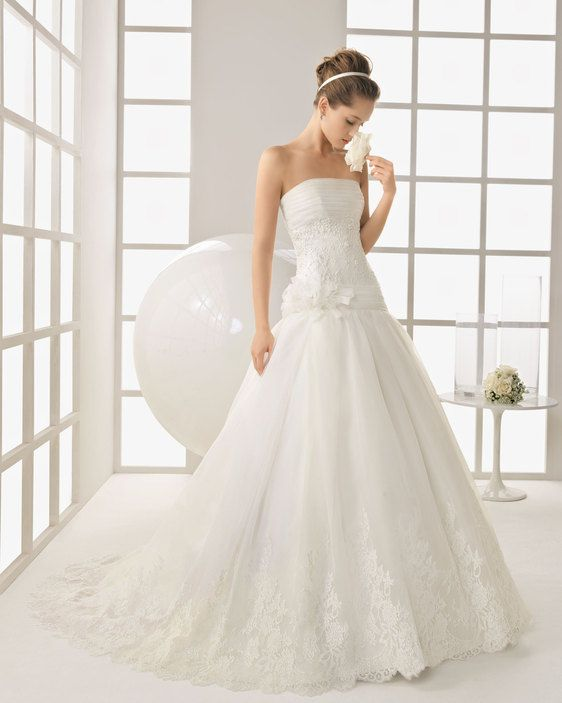 Eye on 2013 Bridal Fashion: Two is Better than One