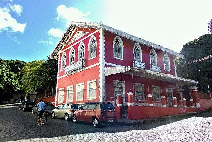 A casa onde Maurício de Nassau (não) morou