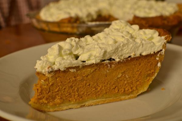 Caramel Mascarpone Pumpkin Pie | Love at first bite! | Pinterest