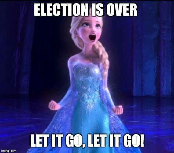 ~~Let it go,Let it go. OVER!~~