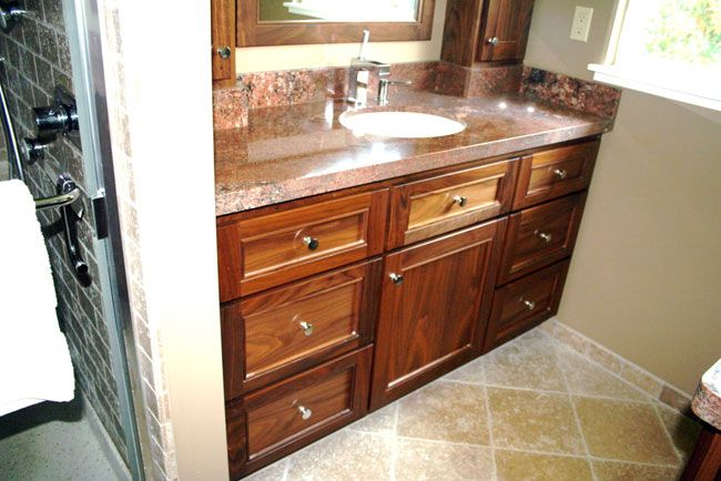 151 Best Images About Cabinets Walnut On Pinterest