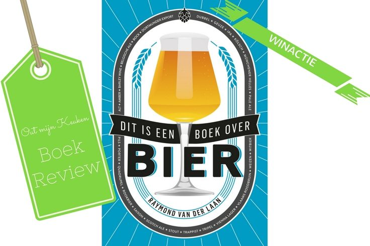 Dit is een boek over Bier - review + vaderdag winactie!!