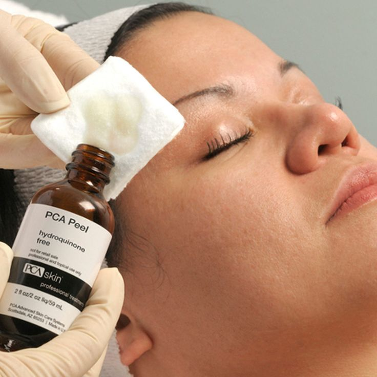 A Jessner's peel is a solution that is designed to improve skin on a deeper level.
