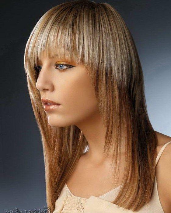 Стрижки для девушек на длинные волосы - http://popricheskam.ru/143-strizhki-dlja-devushek-na-dlinnye-volosy.html. #прически #стрижки #тренды2017 #мода #волосы