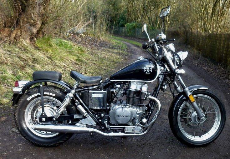 eBay: Honda Rebel cmx450 450cc 1986 rare classic custom bobber chopper cruiser v5 mot #motorcycles #biker