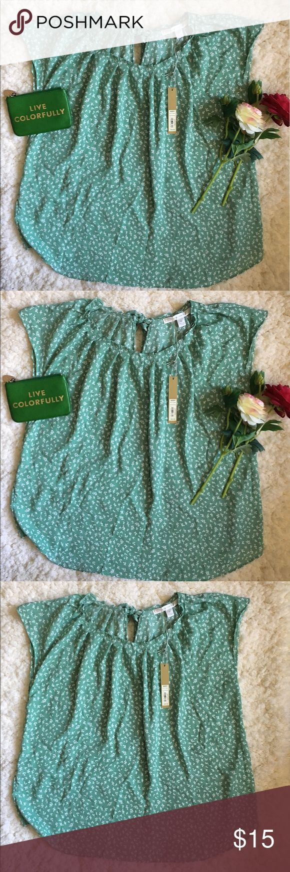 🌾🌼LC Lauren Conrad Blouse🌾🌼 🌾🌼Brand new with tag attached LC Lauren Conrad Blouse in size XL🌾🌼Please see all photos🌾🌼 LC Lauren Conrad Tops Blouses