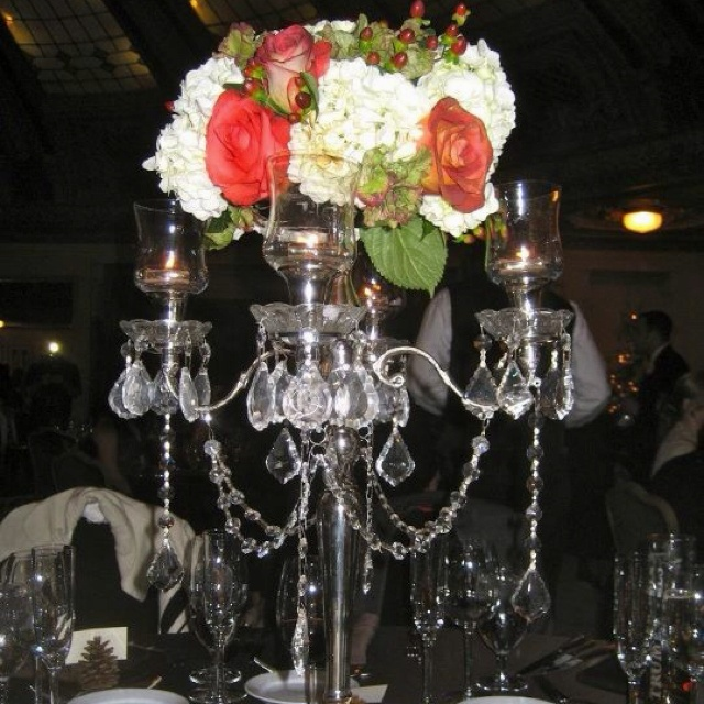 Something like this for the tables?