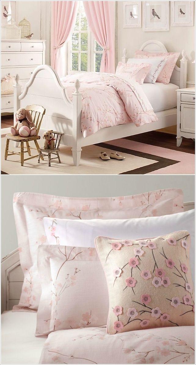 241 best cherry blossom images on pinterest arquitetura for Cherry blossom bedroom ideas