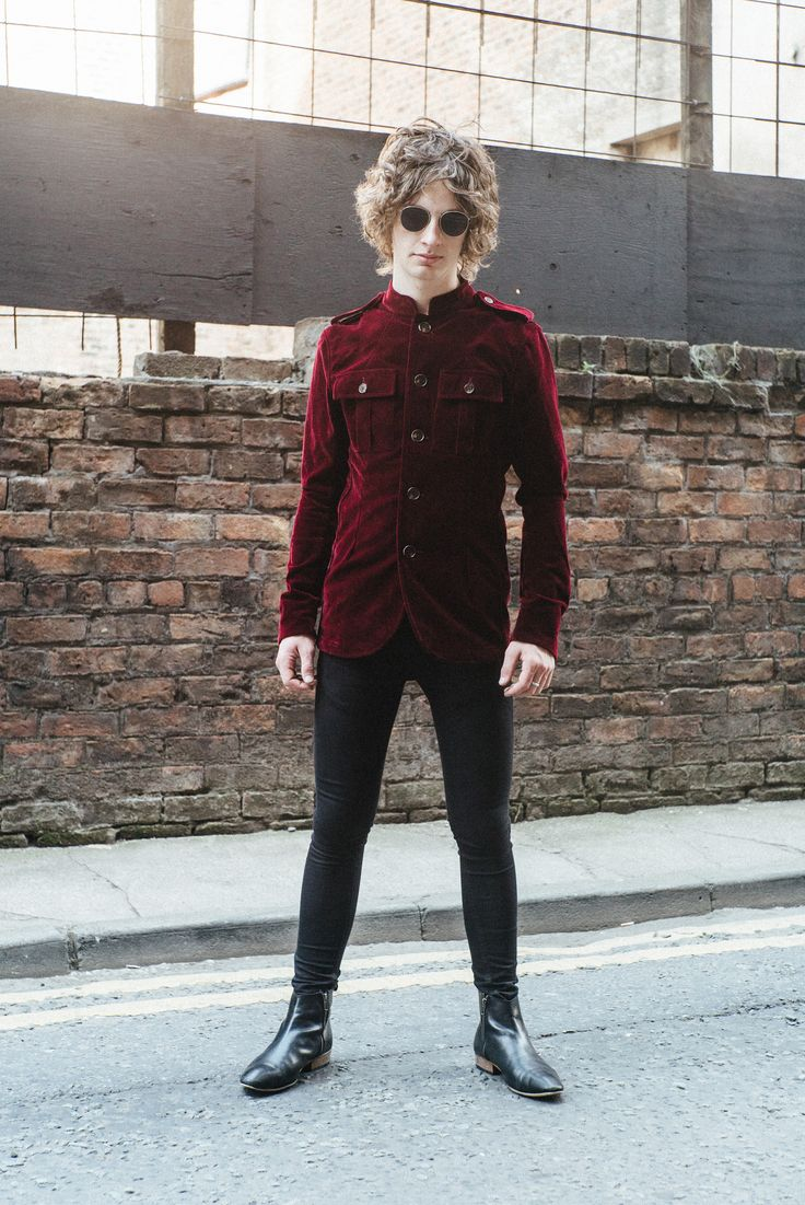 8 best phix fur images on pinterest aw 17 chelsea fc and faux mens 1962 burgundy velvet jacket by phix clothing fandeluxe Images