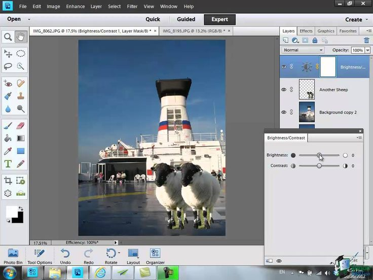 Using Layers in Photoshop Elements 11 - Part 2, via YouTube.