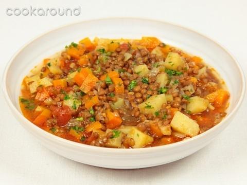 Zuppa di lenticchie: Ricette Arabia Saudita   Cookaround