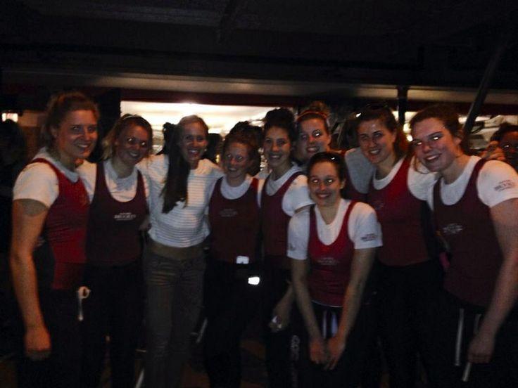 Brooke's girls with Helen glover #rowing #starstruck #winning